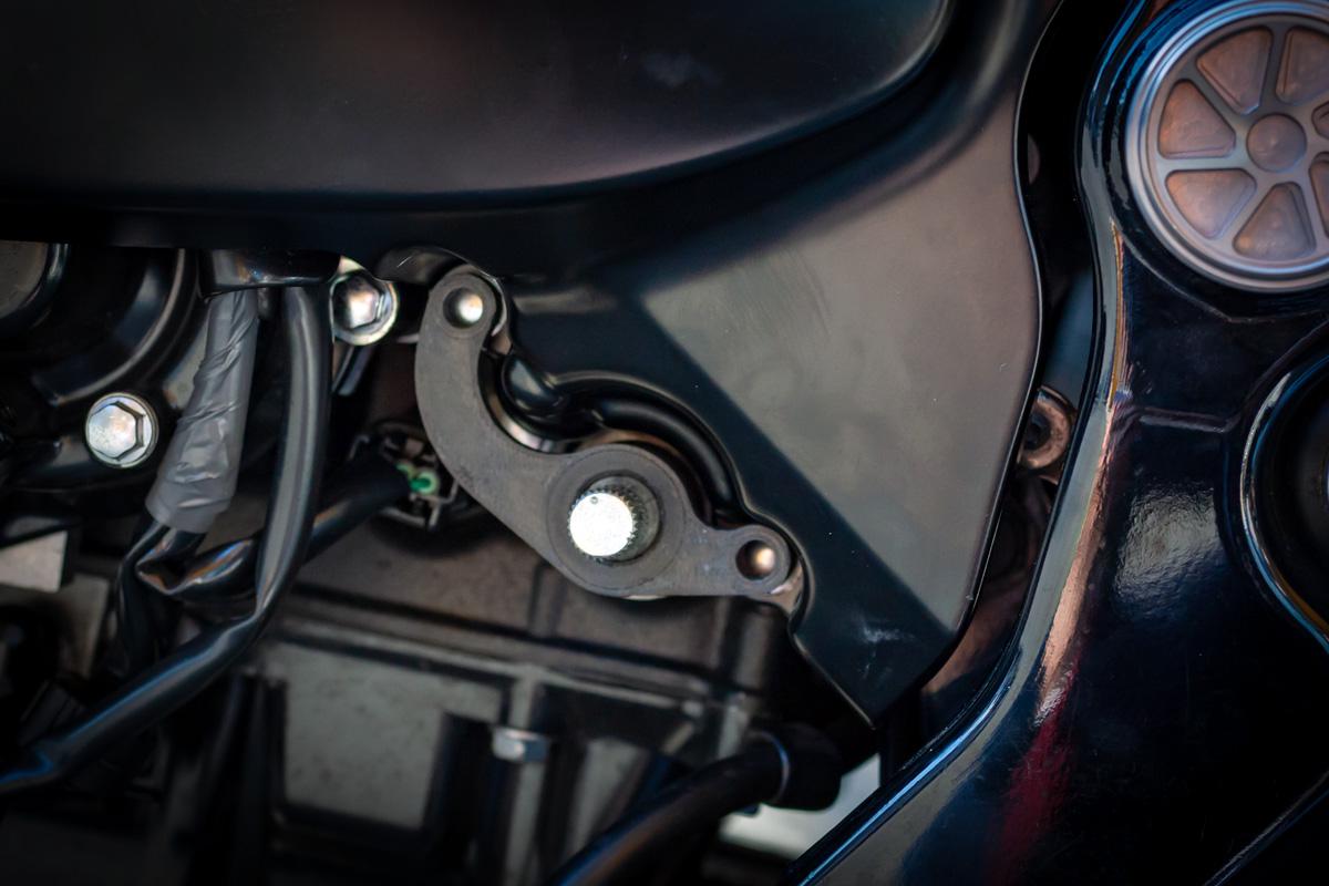 記事 ≪Z900RS/CAFE専用 チェンジロッドリテイナーの開発≫のアイキャッチ画像